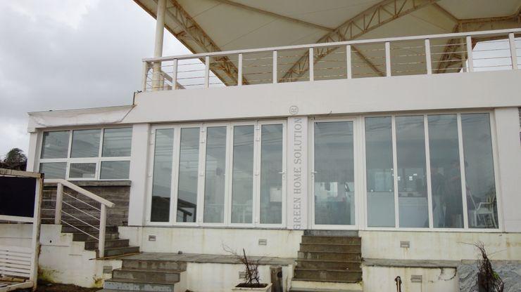 Elegant Windows & Doors Green Home Solution uPVC windows