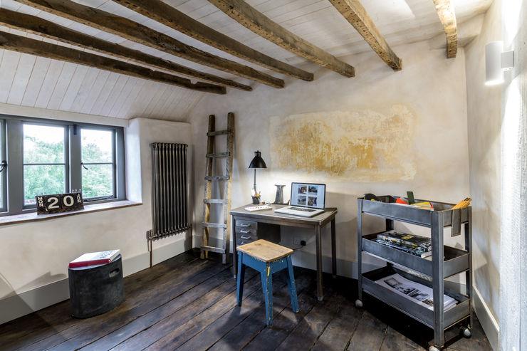 Miner's Cottage II design storey Study/office