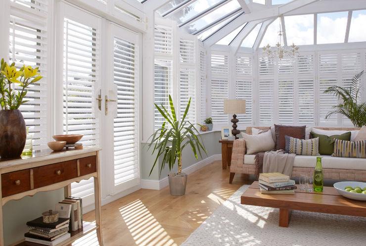 Conservatory Shutters Thomas Sanderson Modern conservatory