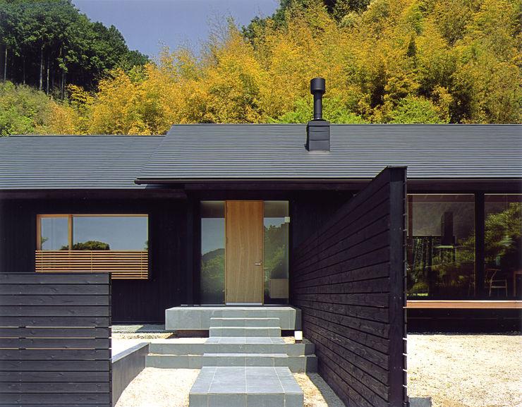 柳瀬真澄建築設計工房 Masumi Yanase Architect Office Casas estilo moderno: ideas, arquitectura e imágenes
