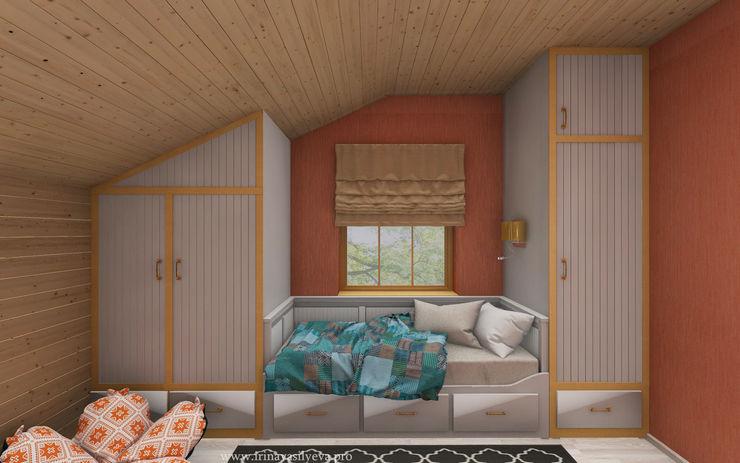Irina Vasilyeva Nursery/kid's room Pink