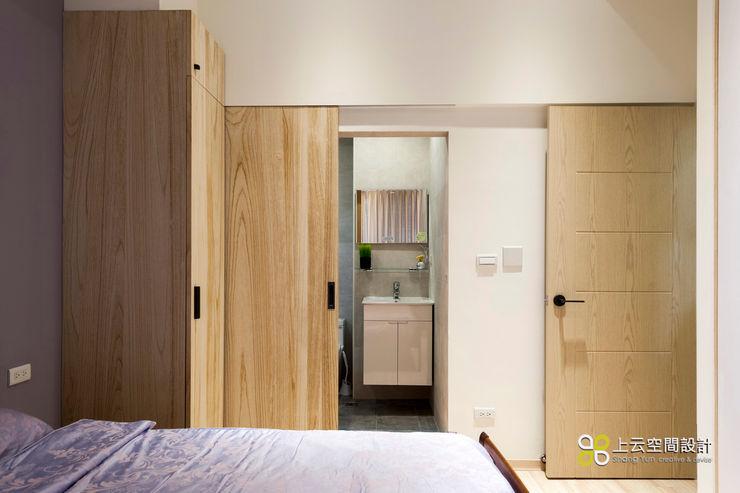 小資最愛 20坪溫馨北歐宅 上云空間設計 臥室
