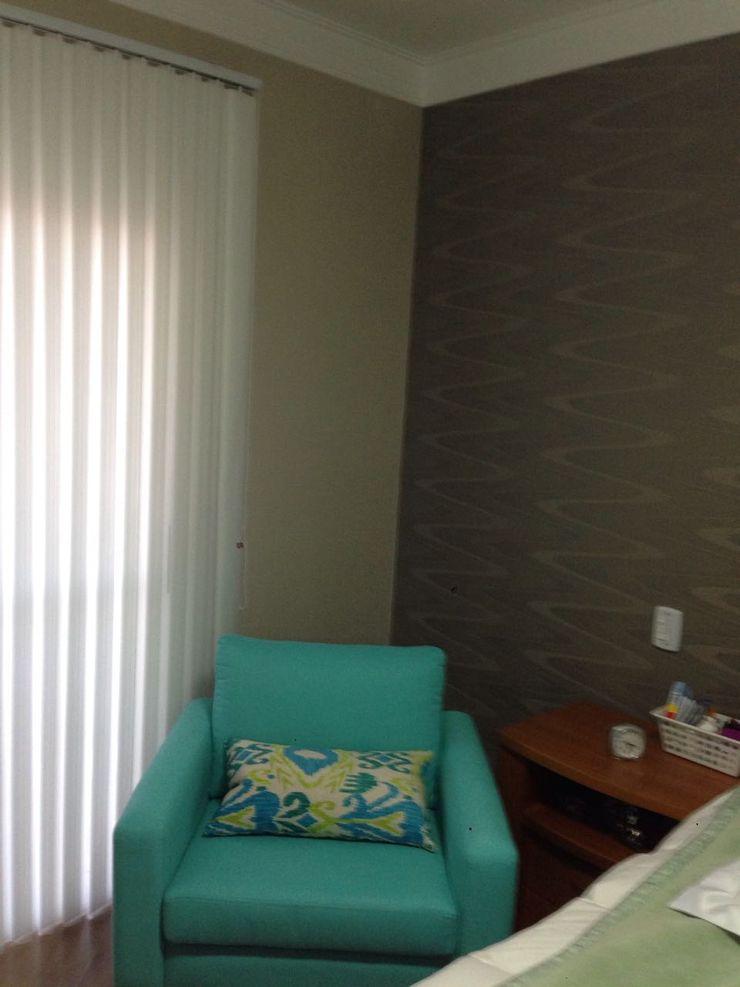 Samira Prado Moda Casa BedroomSofas & chaise longue Synthetic Turquoise