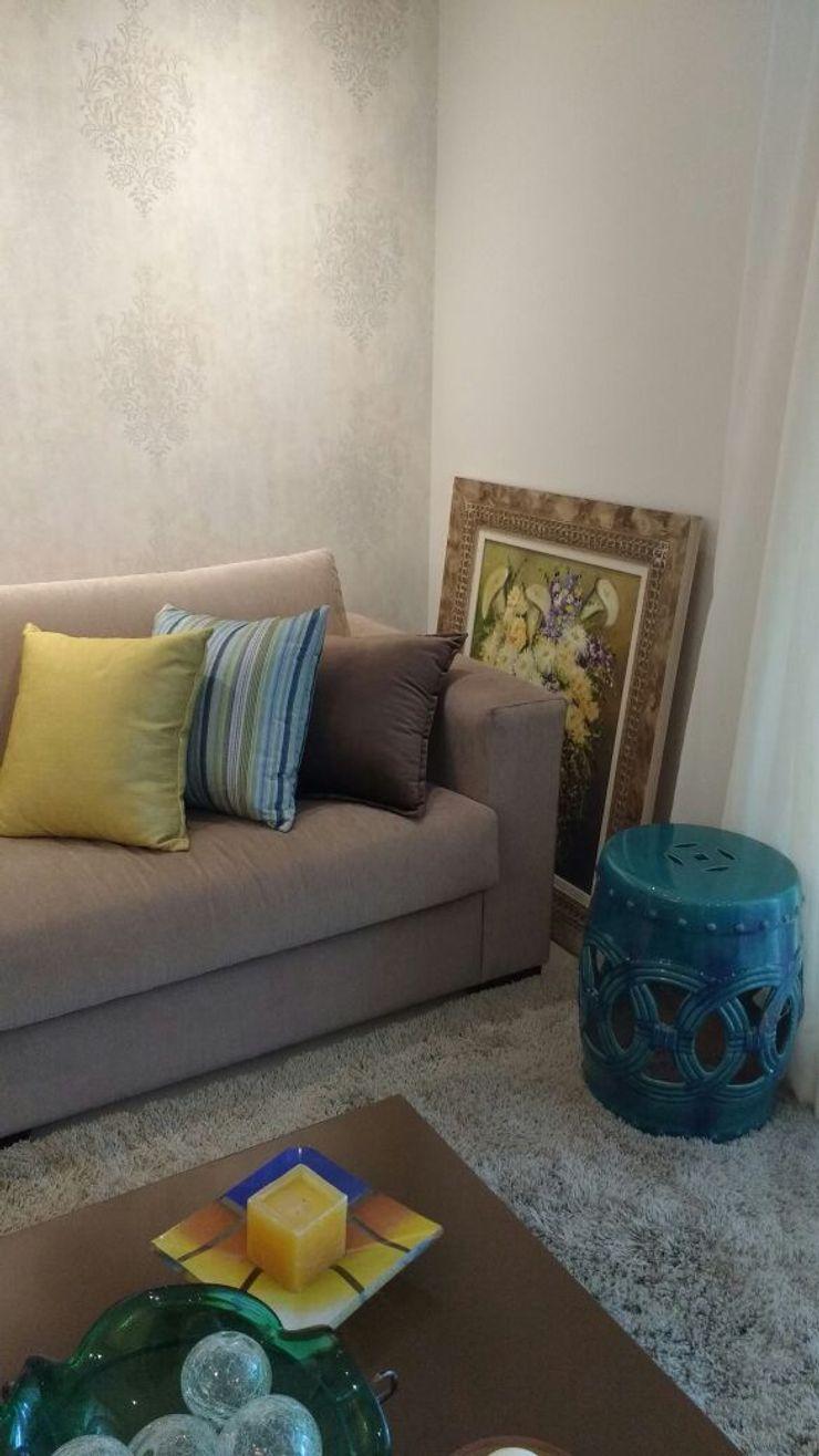 Samira Prado Moda Casa Living roomAccessories & decoration Paper Beige