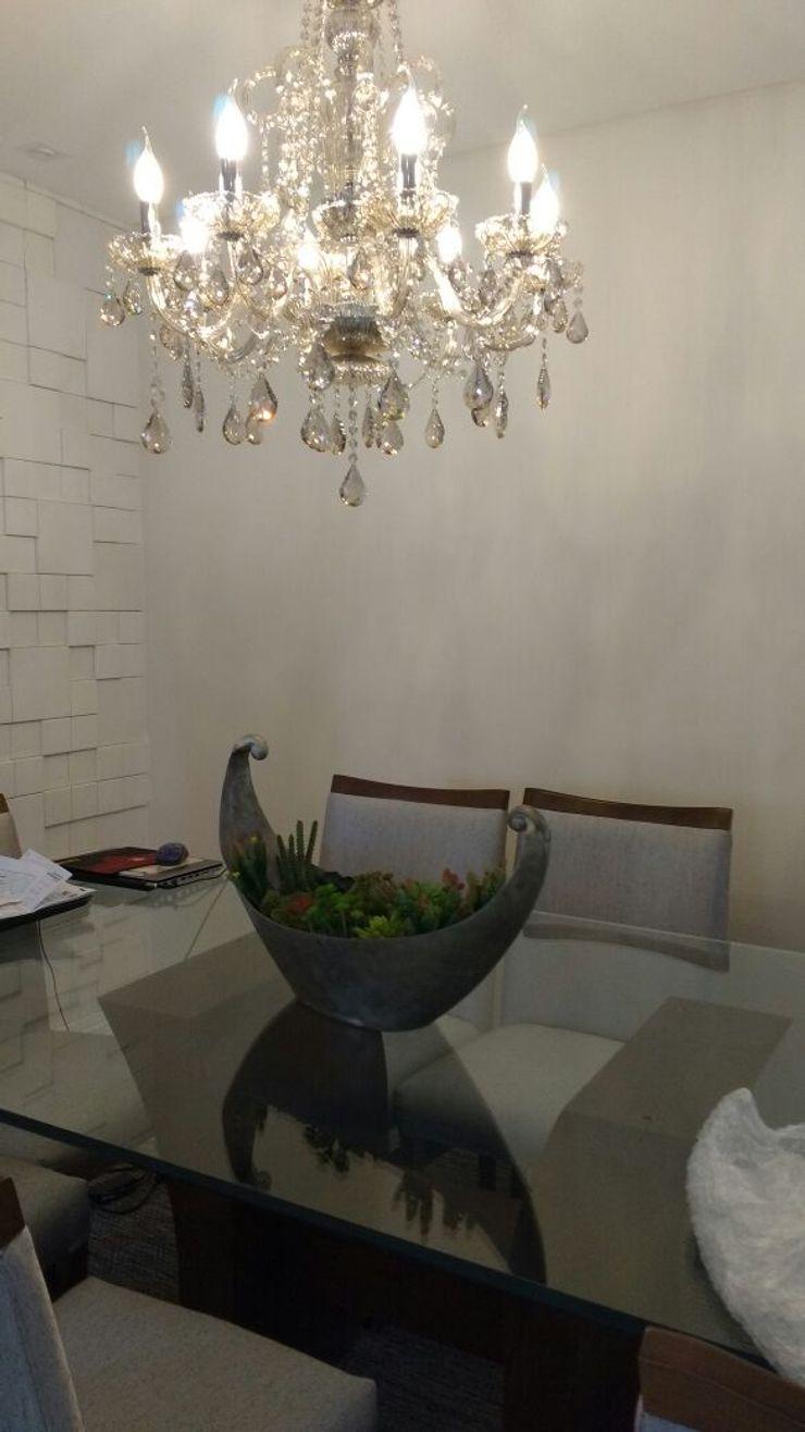 Samira Prado Moda Casa Dining roomAccessories & decoration Paper Beige