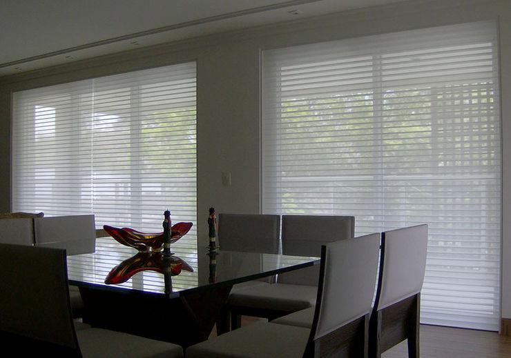Samira Prado Moda Casa Dining roomAccessories & decoration Textile White