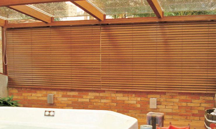 Samira Prado Moda Casa SpaPool & spa accessories Wood Wood effect