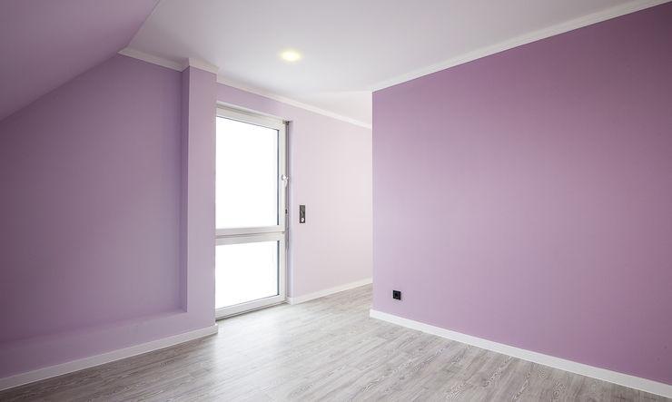 FARBCOMPANY Quartos clássicos Roxo/violeta