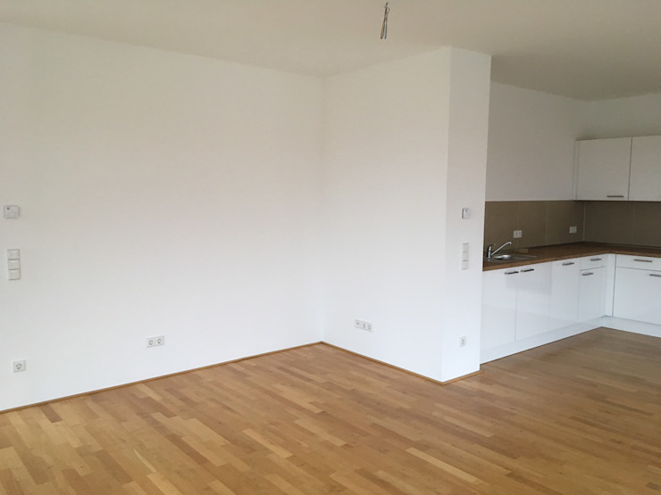 Vorher Wohnzimmer Karin Armbrust - Home Staging