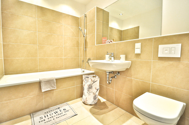 Nachher Bad Karin Armbrust - Home Staging
