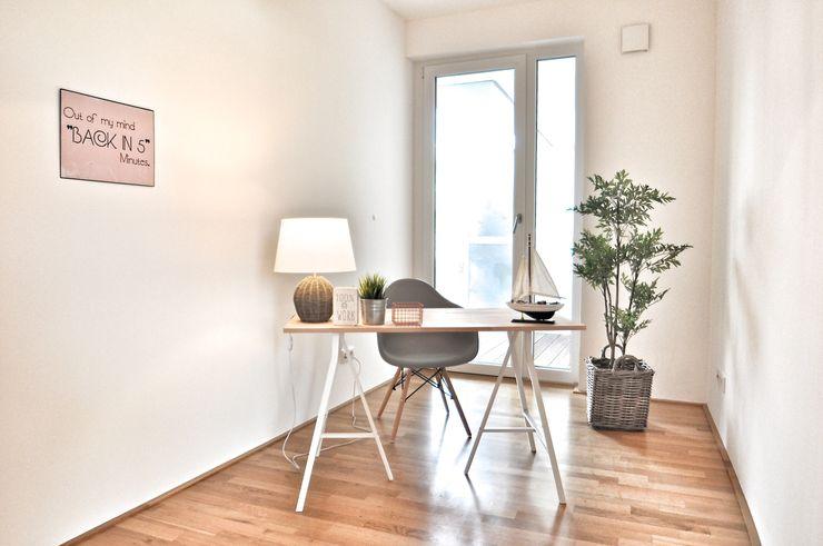 Nachher Büro Karin Armbrust - Home Staging