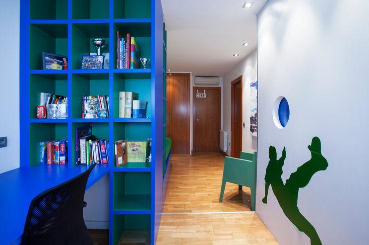 Gemmalo arquitectura interior Quarto infantil moderno