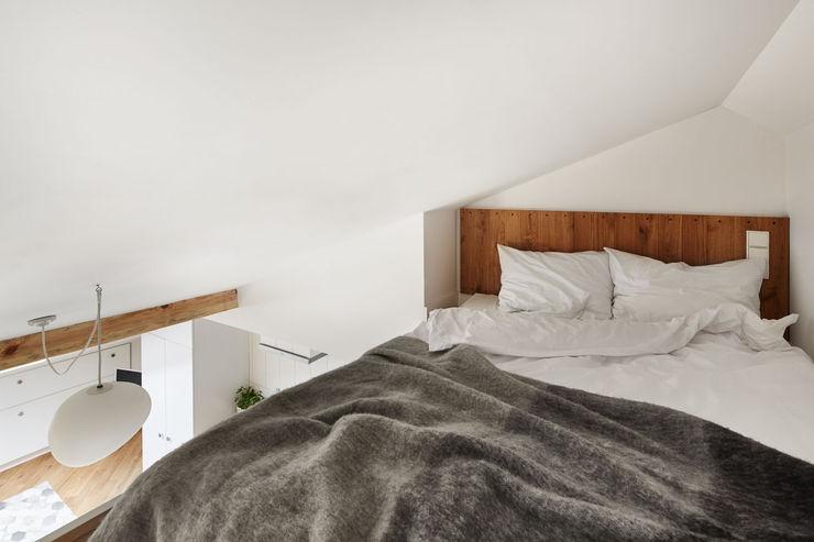 BLACKHAUS Scandinavian style bedroom