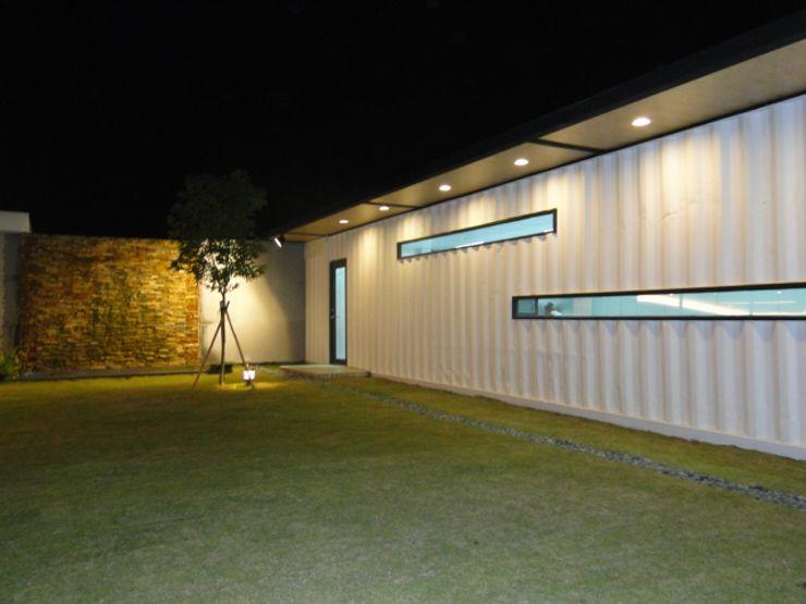 石方室內裝修有限公司 Casas de estilo escandinavo