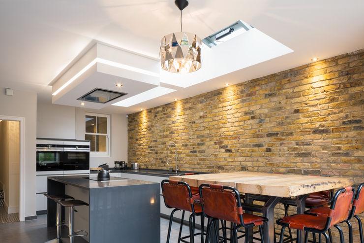 Nasmyth Street Frost Architects Ltd Kitchen