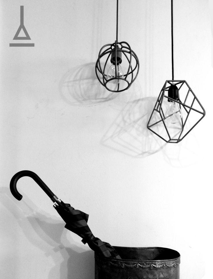 Artefactory Living roomLighting Metal Metallic/Silver