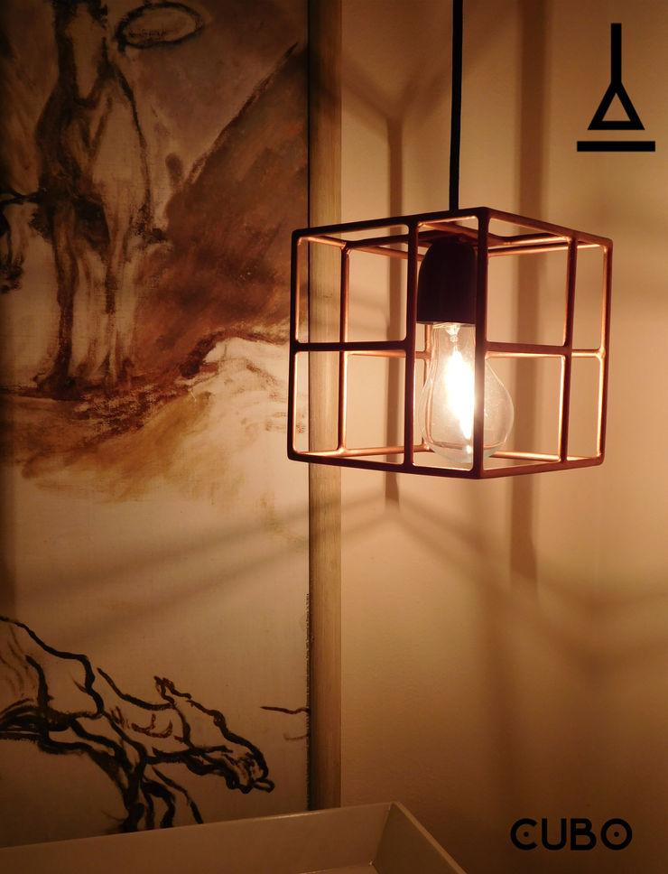 Artefactory Dining roomLighting Metal Metallic/Silver