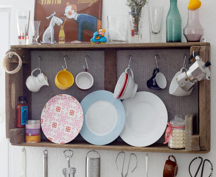 christian hacker fotodesign KitchenStorage Wood Brown