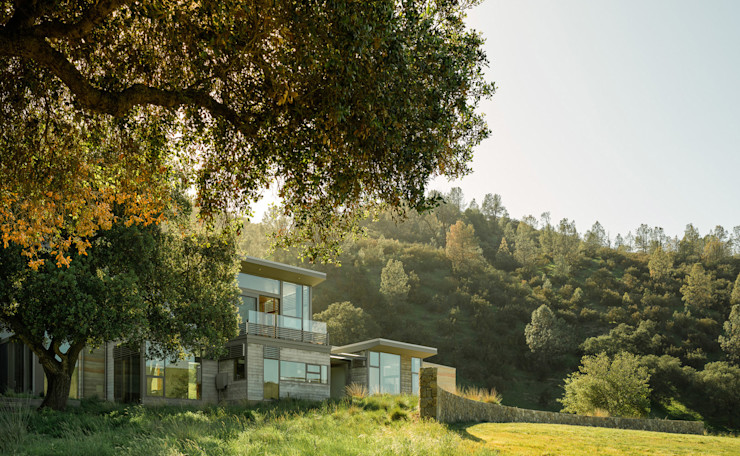 Spring Ranch Feldman Architecture Modern Houses