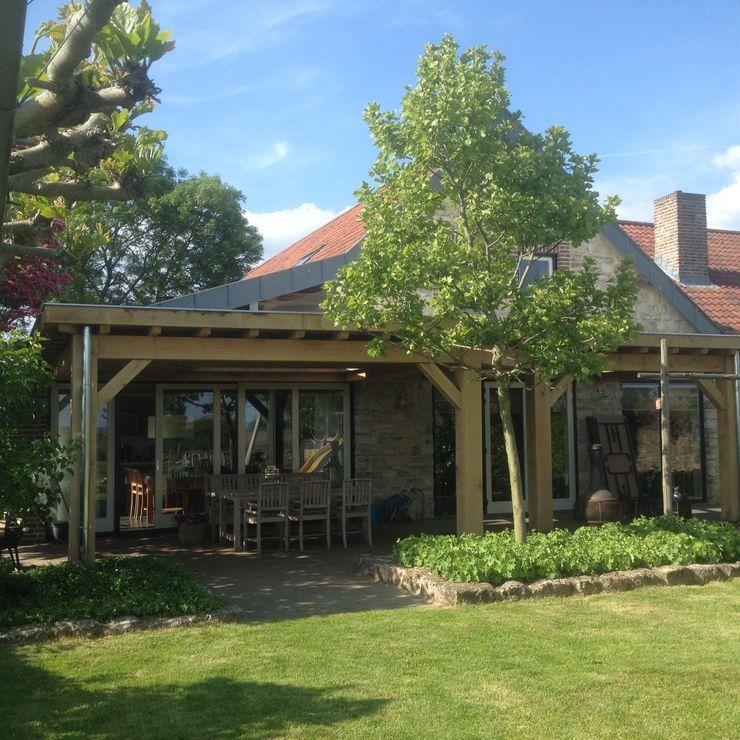 WE-Maatdesign Klassische Häuser Holz Holznachbildung