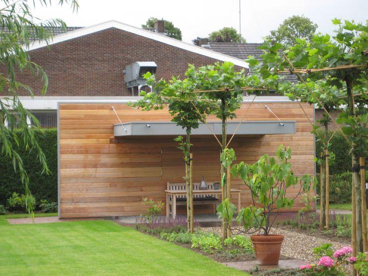 WE-Maatdesign Garten im Landhausstil Holz Holznachbildung
