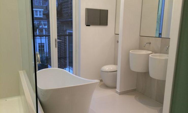 6 Retcliffe Place Diamond Constructions Ltd Modern Bathroom