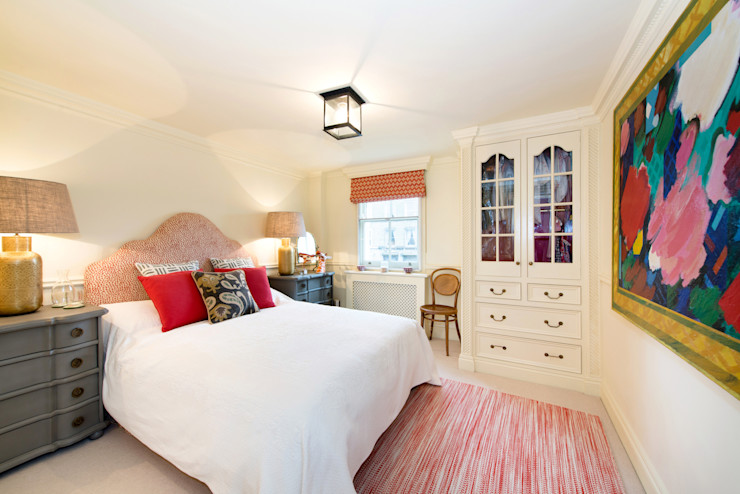 Netherton Grove Orchestrate Design and Build Ltd. Bedroom