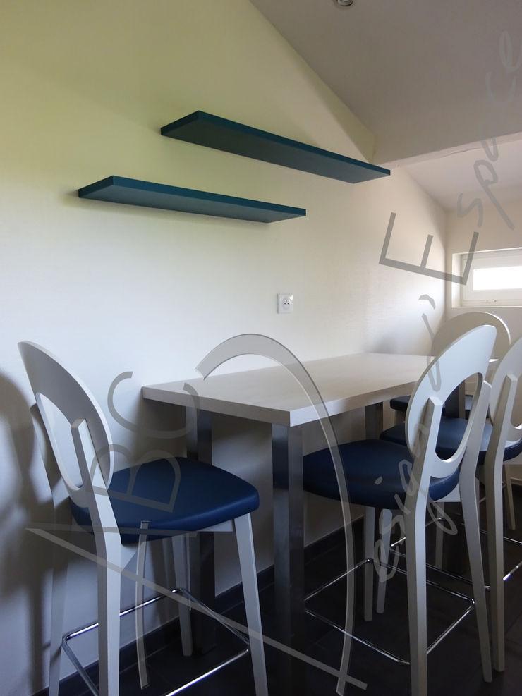 Rénovation d'une cuisine ABC Design d'Espace Cuisine classique