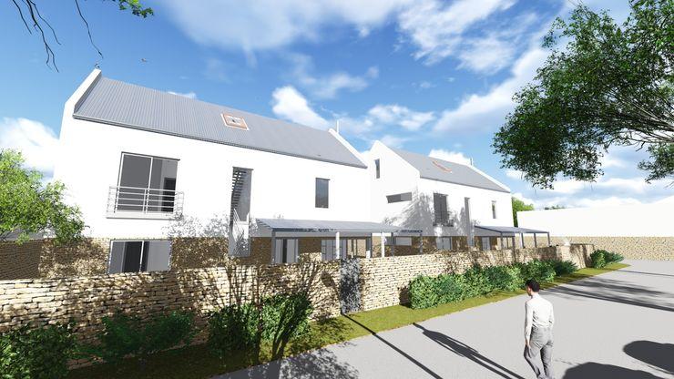 Herzlia Heights Estate URBANSOUP Hotels Bricks White