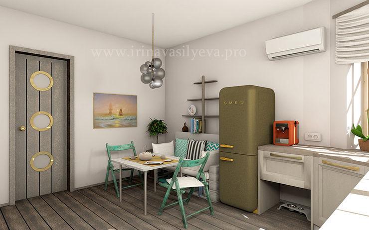 Irina Vasilyeva Kitchen Beige