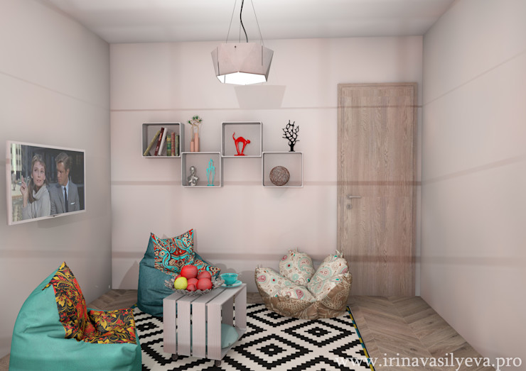 Irina Vasilyeva Living room