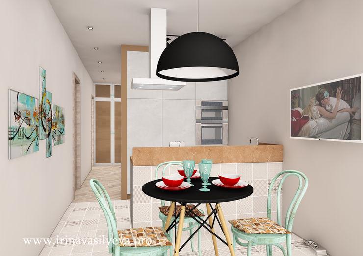 Irina Vasilyeva Kitchen