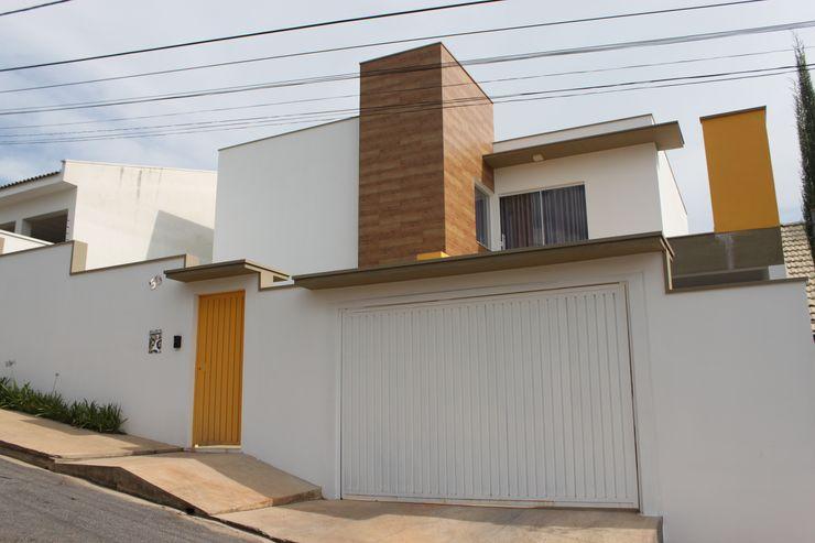 Gabriela Brandão . Arquitetura Casas estilo moderno: ideas, arquitectura e imágenes