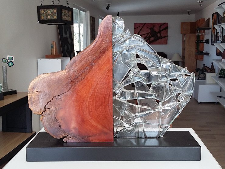 HERZOK ESCULTORES Y FUNDICIÓN ArtworkSculptures Glass