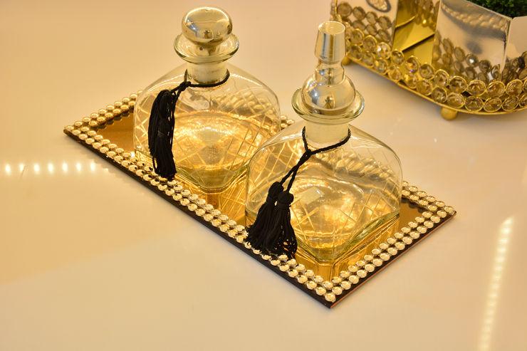 Graça Brenner Arquitetura e Interiores BathroomDecoration Glass Transparent