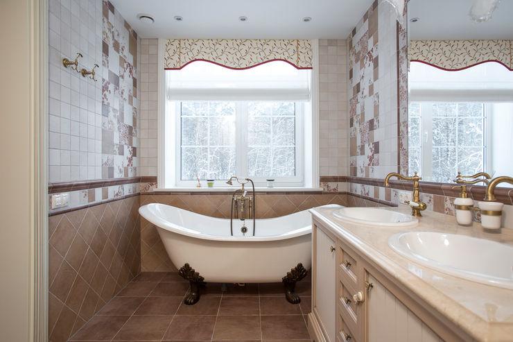 А-Дизайн Salle de bain rurale