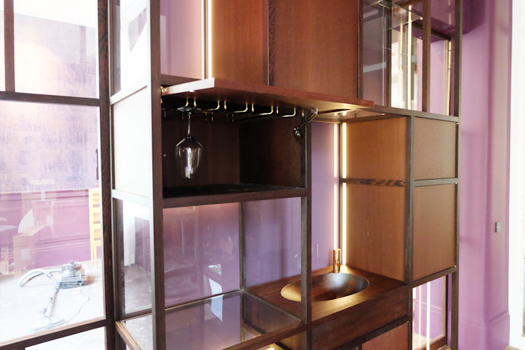 Xylos Living roomCupboards & sideboards Wood Brown