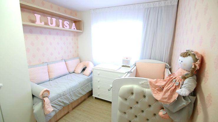 Daisy Andrade - Arquitetura & Interiores Modern Bathroom Pink