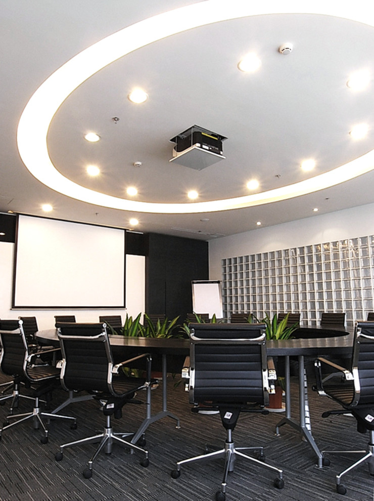 直譯空間設計有限公司 Conference Centres White