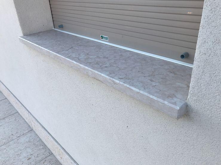 Quintarelli Pietre e Marmi Srl Вікна & Дверi Windows Камінь Рожевий