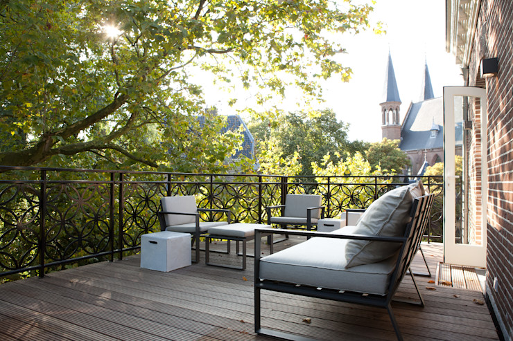 Vonder Балкон и терраса в стиле модерн