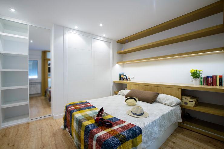 Irrazábal |studio| Modern style bedroom