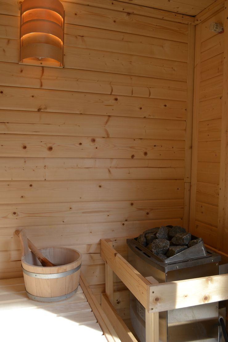 Sauna traditionnel KREA Koncept Spa rural