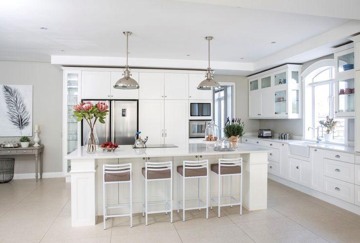 Kitchen Salomé Knijnenburg Interiors 廚房 White