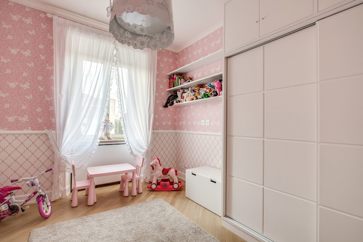 GERMANICO MOB ARCHITECTS Camera da letto moderna