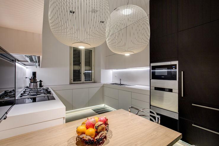 GERMANICO MOB ARCHITECTS Cucina moderna