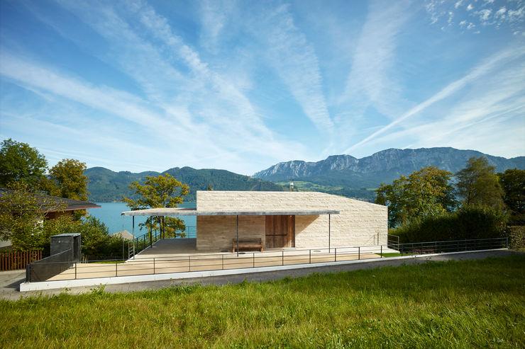 Backraum Architektur Modern houses Stone Beige