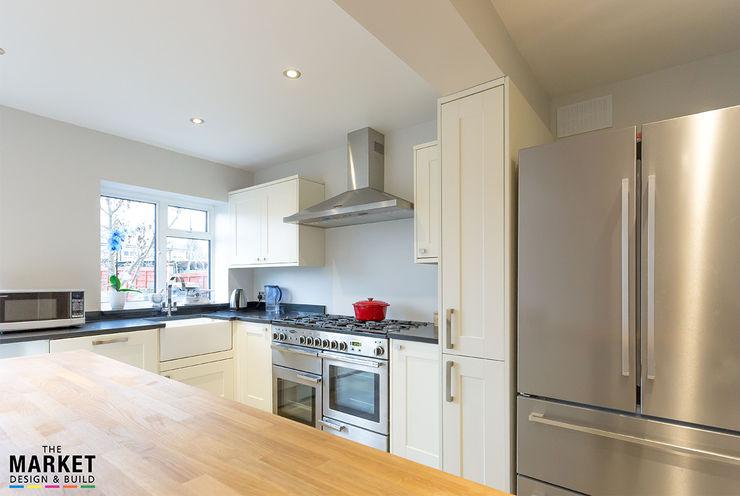 MODERN NEW KITCHEN SPACE homify Modern kitchen