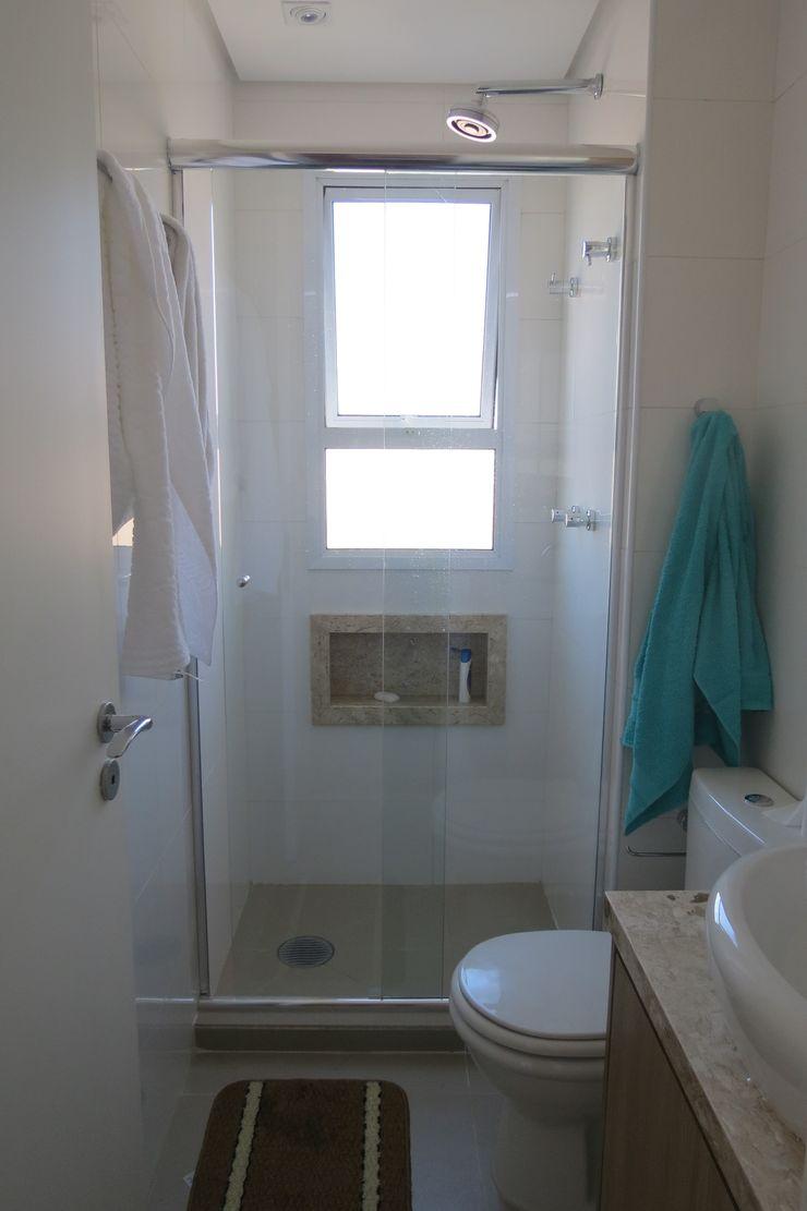 WC In.home Casas de banho modernas
