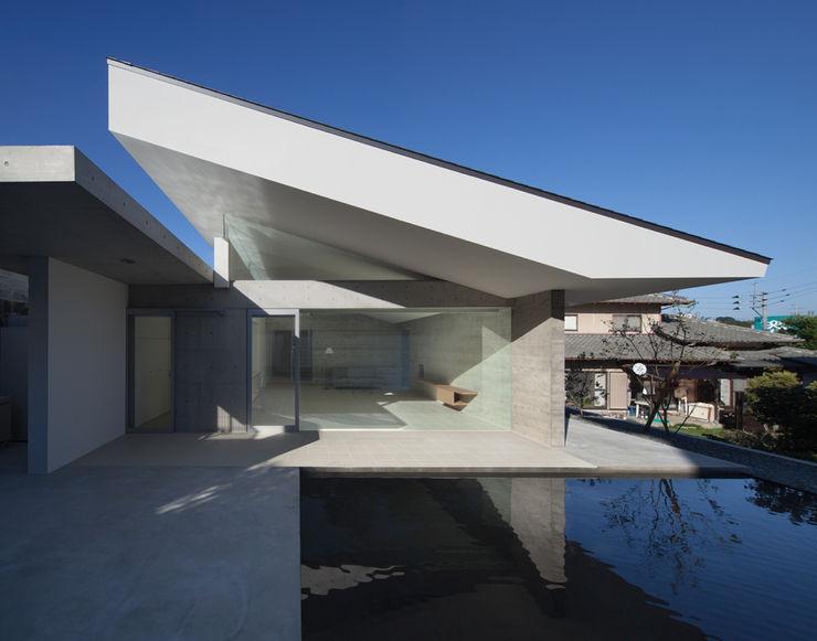 森裕建築設計事務所 / Mori Architect Office บ้านและที่อยู่อาศัย